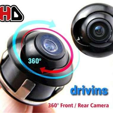 harga KAMERA MUNDUR - DEPAN AHD-360FRC 730TVL LENSA 3 LAPIS FULL HD Blibli.com