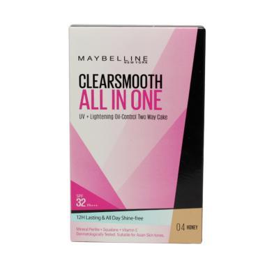 Maybelline CS AIO TWC SPF25 03 Powder - Honey 9G [143649]