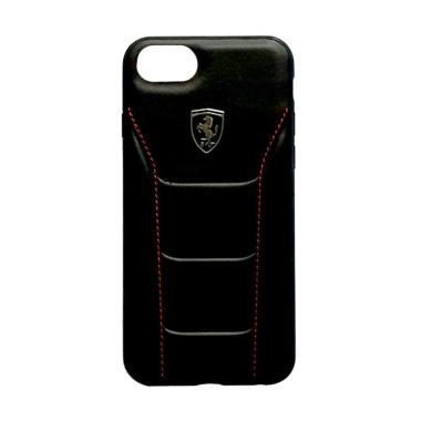 Ferrari Heritage Genuine Leather Case iPhone ...