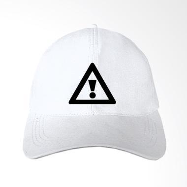 IndoClothing Flosstradamus Topi Baseball - Putih