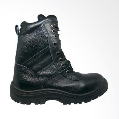 Handymen Dress Safety Shoes - Black [NBR801]