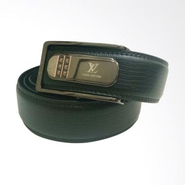 Louis Vuitton Gesper Kulit Super Pr ...  Tali Pinggang Pria [#LV]