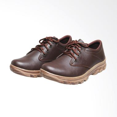 Recommended Sepatu Boots Pria - Coklat [252RCM]
