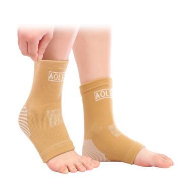 HBS Aojian Ankle Support Olahraga P ... an Kaki dan Tumit [2 pcs]