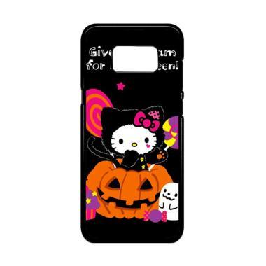 harga Bunnycase Halloween Hello Kitty Trick Or Treat 2 L1961 Custom Hardcase Casing for Samsung S8 Plus Blibli.com