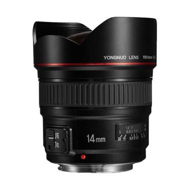 Yongnuo YN 14mm f/2.8 Lensa Kamera for Canon EF