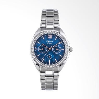 Alexandre Christie AC 2695 BF BSSBU ... ita - Silver Blue Pattern