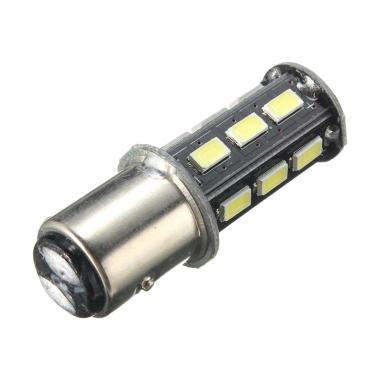 JMS S25 1157 BAY15D 18 SMD 5630 Lampu LED Mobil or Motor - White