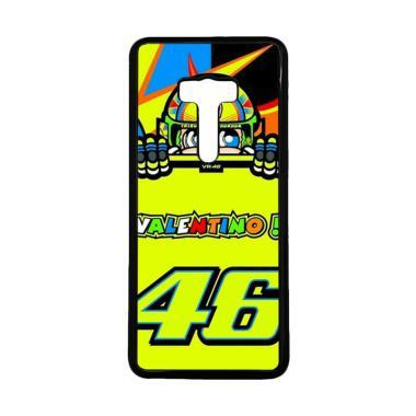 Bunnycase Valentino Rossi 46 L0289 Custom Hardcase Casing for Asus Zenfone 3 ZE552KL