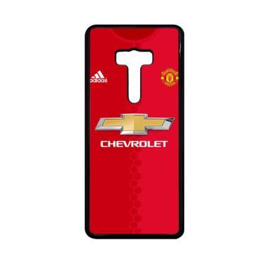 Bunnycase HP Manchester United Tshi ... or Asus Zenfone 3 ZE552KL