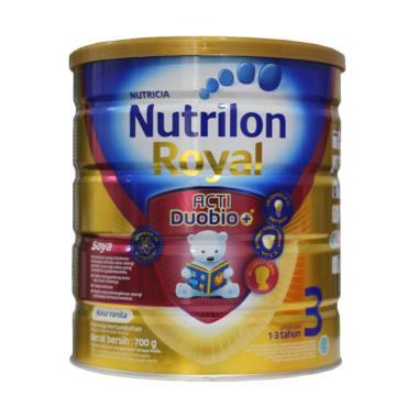 Nutrilon Royal Soya 3 Vanila Susu Formula [700 g]