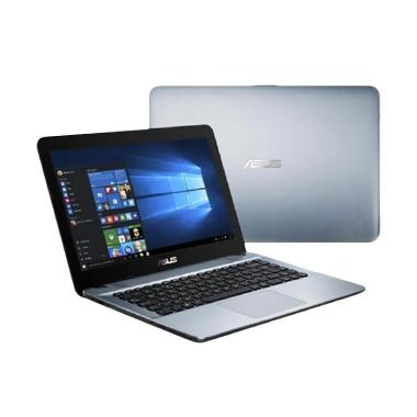 Asus X441NA-GA402T Notebook - Silve ... D-RW/Win 10 Home/14 inch]