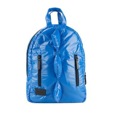 7 A.M. VOYAGE Mini Dino Backpack Tas Ransel Anak - Electric Blue
