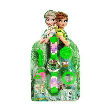 Lego Watch 1030040156-2 Frozen Lego Jam Tangan Anak