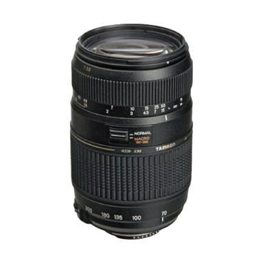 Tamron AF 70-300MM for DSLR Nikon F/4-5.6 DI LD Macro Lensa Kamera