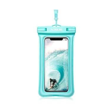 harga AONIJIE E4104 Waterproof Handphone Case - Casing Anti Air Hijau Blibli.com