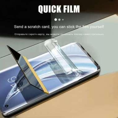 harga Jual Samsung Galaxy S10 Lite 2020  Hydrogel Screen Protector Anti Gores Diskon Blibli.com