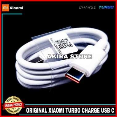 harga Promo Kabel Data Xiaomi Mi Note 10 Pro TURBO CHARGE Original 100 USB Type C Berkualitas Blibli.com