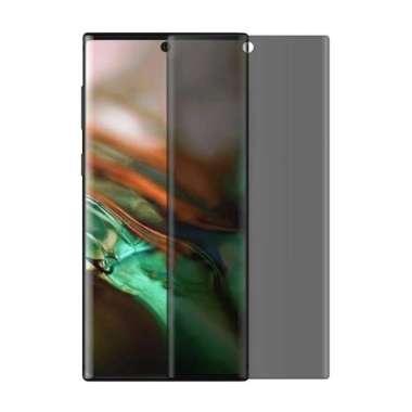 harga Unik Anti Spy Tempered Glass Galaxy Note 10 9 8  S10 S9 S8 plus lite Diskon Blibli.com