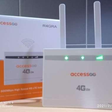 AccessGo R4GRA Modem Router Wifi 4G Lte Unlock All Operator