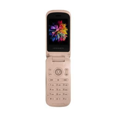 Blibli Now- Advan Hammer R3F Handphone - Gold