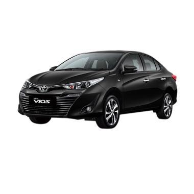 Toyota New Vios G TRD Mobil - Attit ... ca [Uang Muka Kredit MTF]