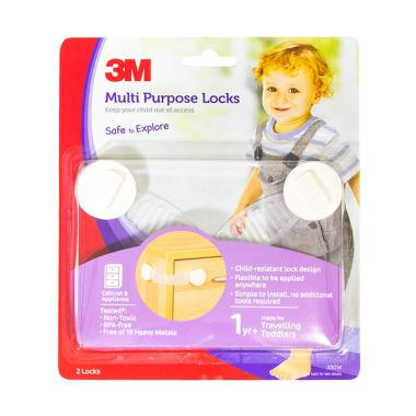 3M SC-41 Multi Purpose Locks Child Pengaman Serba Guna