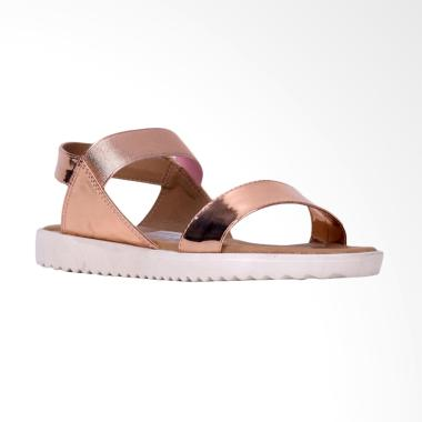 Ghirardelli Cadyna Sandals Wanita - Brown