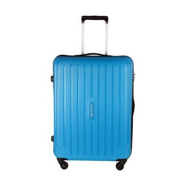 Carlton 239J65 Hardcase Tas Koper - Teal Blue [25 inch]