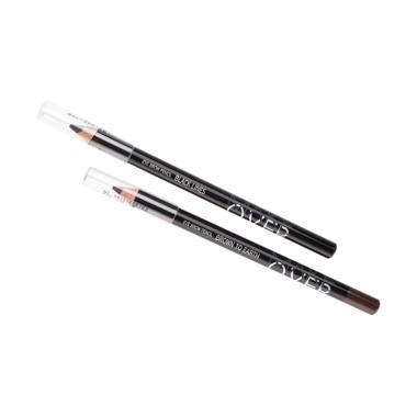 Make Over Eyebrow Pencil Eye Definer Series [2Pcs]