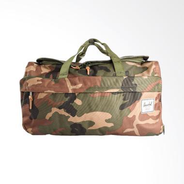 Herschel Outfitter Travel Bag - Woodland Camo