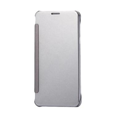 OEM Wallet Mirror View Flip Cover Casing For Samsung Galaxy S9