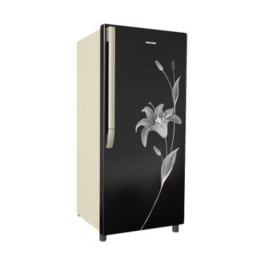 POLYTRON PRO 18 FLX Refrigerator - Hitam