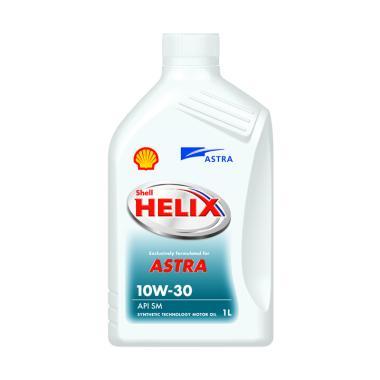 Shell 8997020570304 Helix Astra 10W 30 Oli Pelumas Mobil 1 L