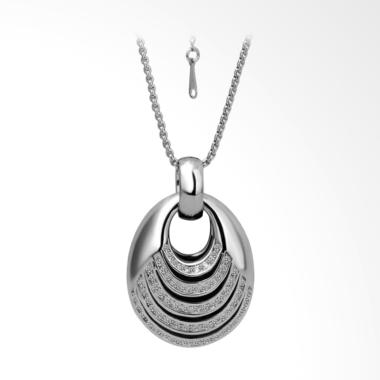 Bella & Co LKN18KRGPN046 Gold Platted Necklace