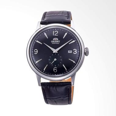Orient Classic Bambino Jam Tangan Pria - Black Silver [RA-AP0005B10B]