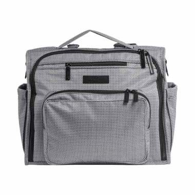 JUJUBE B.F.F. Black Matrix Diaper Bag