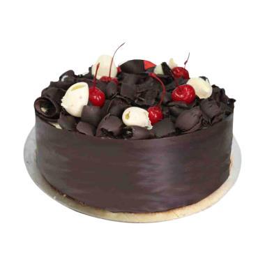 La Chocolate Cheese Foret Noir Cake