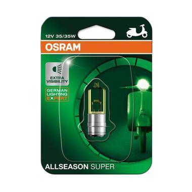 OSRAM 62337ALS All Season Super Lam ...  for Honda Beat 2008-2012