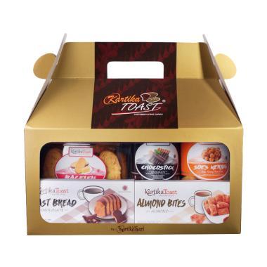 KartikaSari Toast Hampers 5S Paket Kue Kering