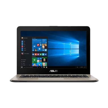 harga Asus X441BA-GA601T Laptop - Brown [Amd A6-9220/4GB/1TB/Radeon R4/W10/14