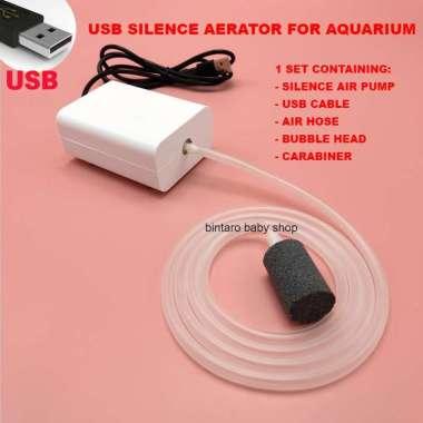 harga Air pump Aerator Pompa Udara USB DC Baterai Powerbank Blibli.com