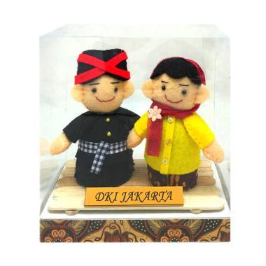 MMS Pakaian Adat DKI Jakarta Boneka