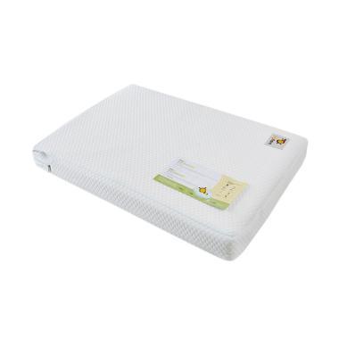 Babybee Latex Mattress Pad Classy Kasur Anak - Putih [120 x 70 x 5 cm]