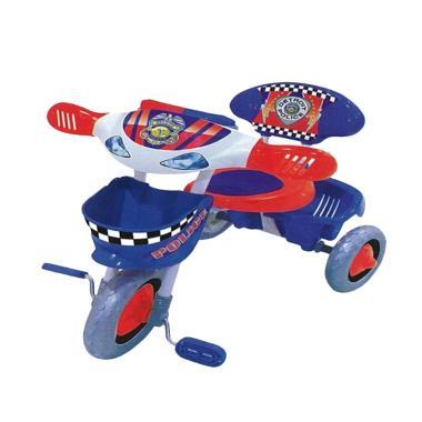 Royal 201 Tricycle Sepeda Anak - Biru