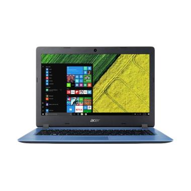 harga DIJAMINMURAH - Acer Aspire 3 A314-32-C52Q Notebook - Blue [14 Inch/N4000/4GB/1TB/Windows 10] Blibli.com