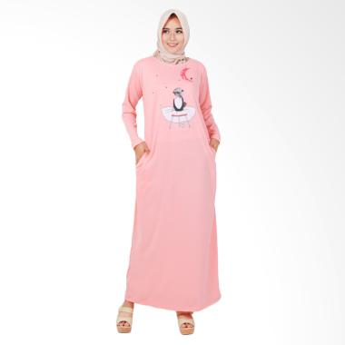 Edberth Fashion Calandara Long Dress Muslim Wanita