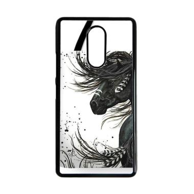 Acc Hp Majestic Mustang Horse Bag S ... Casing for Lenovo K6 Note
