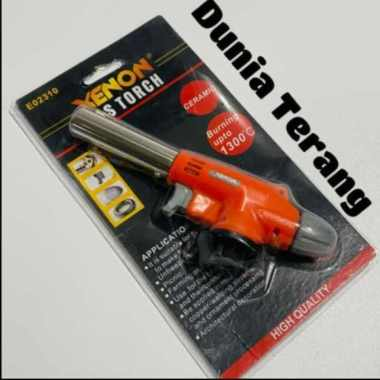 harga Promo Kompor Bakar Mini XENON Gas Torch XENON BBQ Portable Blow Torch Burner Limited Blibli.com