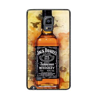 harga Cococase Jack Daniels Drinks W4917 Casing for Samsung Galaxy Note Edge Blibli.com